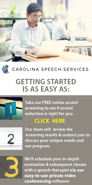 we are pleased to offer online accent reduction classes and english speaking practice online it is important to us that logistics not get in the way of